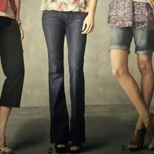 Lovely Vintage cabi Spring 2011 Contemporary Jeans